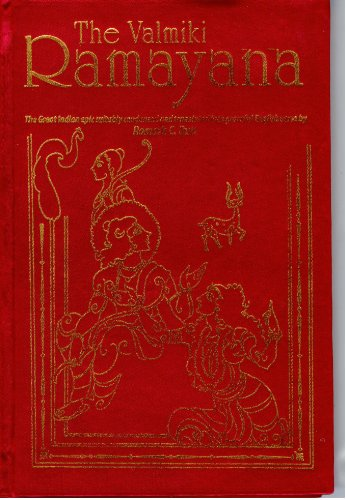 The Valmiki Ramayana: Romesh C. Dutt