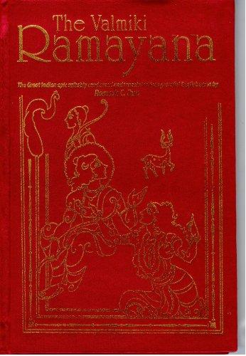 9788189297046: The Valmiki Ramayana