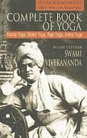 9788189297152 Complete Book Of Yoga Karma Bhakti Raja Jnana