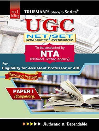 9788189301224: UGC Net/Set for Lectureship Exam