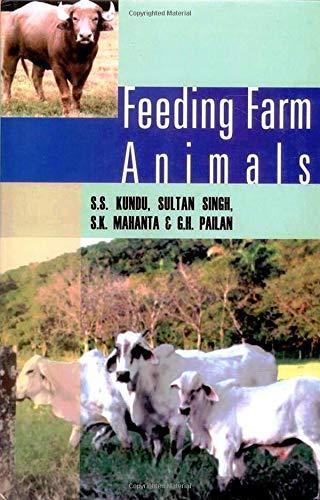 Feeding Farm Animals: S.S. Kundu