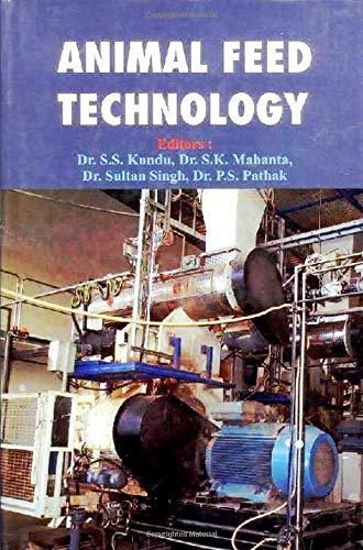 9788189304065: Animal Feed Technology