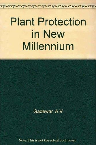 Plant Protection in New Millennium, 2 Vols: A.V. Gadewar,B.P. Singh