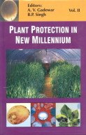 Plant Protection in New Millennium (2 Vols-Set): Ashok V Gadewar