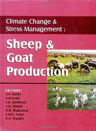 Climate Change and Stress Management : Sheep: S.A. Karim A.