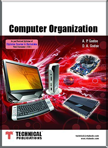 Computer Architecture And Organization By Godse Pdf