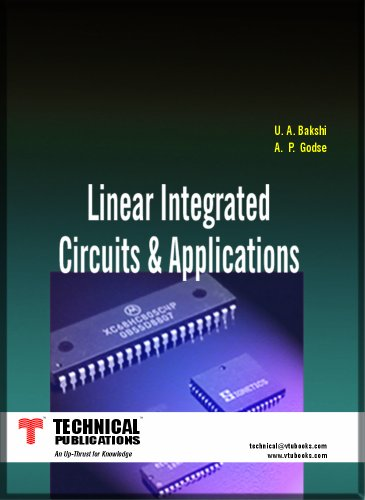 9788189411305: Linear Integrated Circuits and Applications
