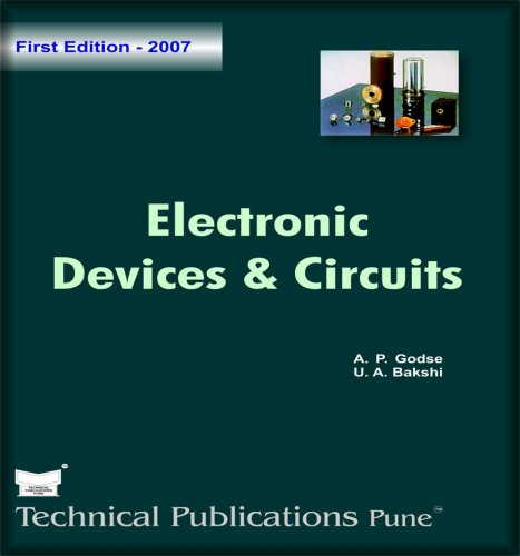 9788189411367: Electronic Devices and Circuits