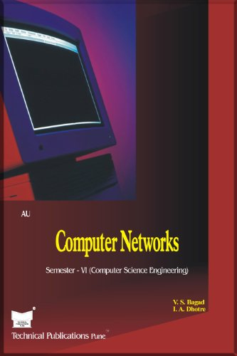 9788189411510: Computer Networks