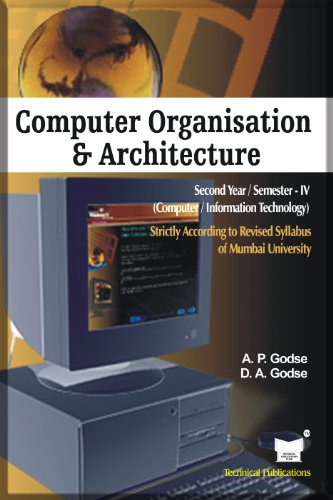 9788189411565: Computer Organisation and Architecture