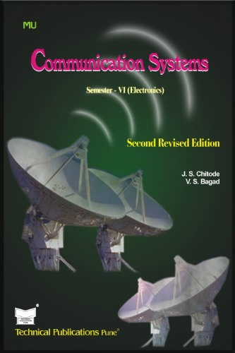9788189411626: Communication Systems