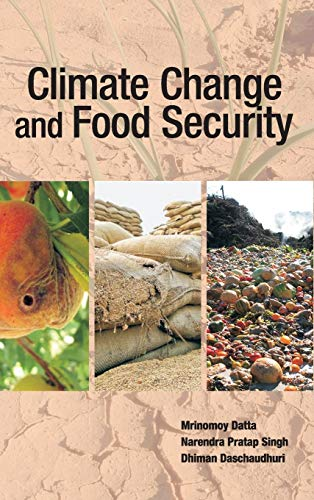 Climate Change and Food Security: Mrinmoy Datta, Narendra