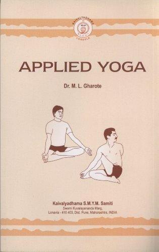 9788189485030: Applied Yoga