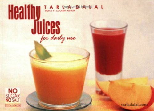 9788189491000: Healthy Juices for daily uses