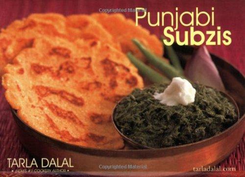 9788189491178: Punjabi Subzis (Total Health Series)