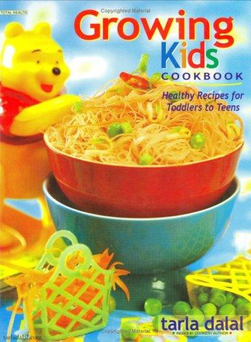 9788189491567: Growing Kids by Tarla Dalal (2007) Hardcover