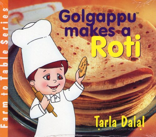 9788189491765: Golgappu Makes a Roti