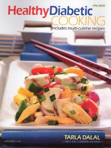 9788189491802: Healthy Diabetic Cooking