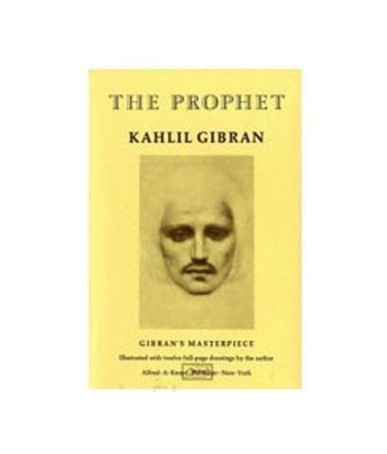 9788189497002: The Prophet