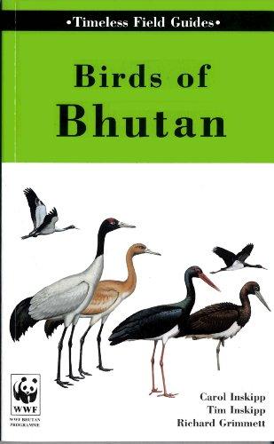 9788189497101: Birds of Bhutan