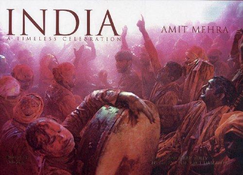 9788189497149: India: A Timeless Celebration