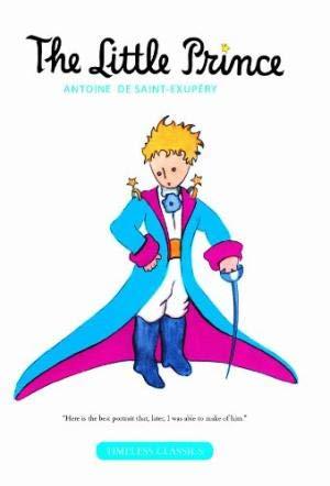 The Little Prince Pb Timeless Classics: ANTOINE DE SAINT
