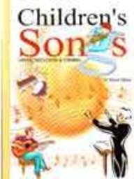 9788189511043: Childrens Songs (Songs/Natation & Chords