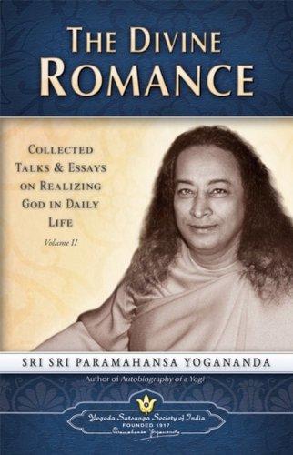 9788189535049: The Divine Romance