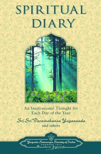9788189535094: Spiritual Diary