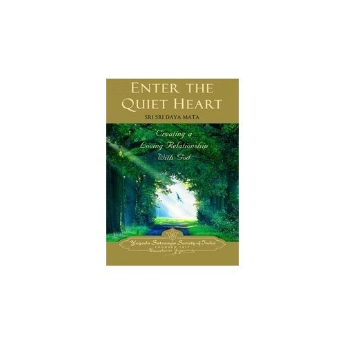 9788189535278: Enter the Quiet Heart