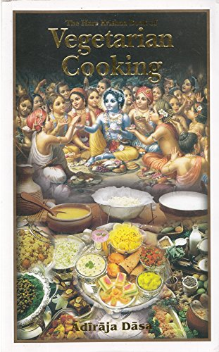 9788189574208: The Hare Krishna Book of Vegetarian Cooking