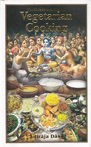 9788189574208: The Hare Krishna Book of Vegetarian Cooking