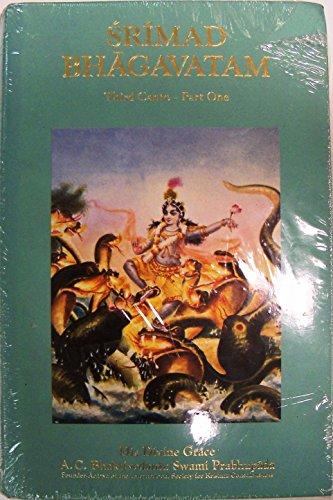9788189574833: Śrīmad Bhāgavatam Third Canto - Part 1