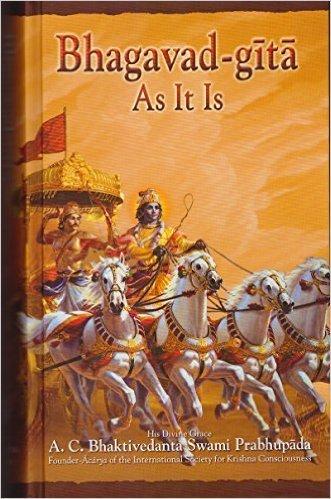 9788189574994: Bhagavad-gita As It Is