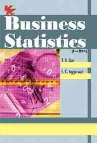9788189611323: Business Statistics: for BBA