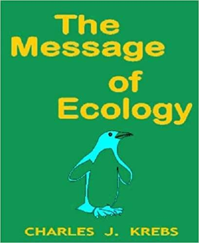 9788189617431: The Message of Ecology