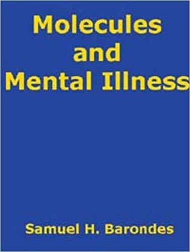 9788189617448: Molecules and Mental Illness