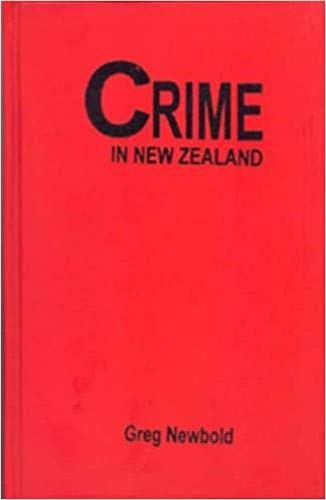 9788189617721: Crime In New Zealand