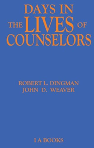 9788189617790: Days in the Lives of Counselors