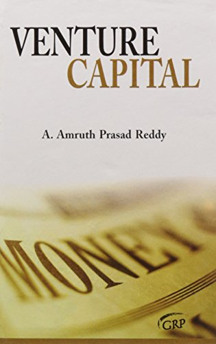 Venture Capital: A. Amruth Prasad Reddy