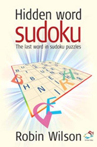 9788189631192: HIDDEN WORD SUDOKU