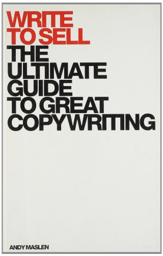 9788189632243: Write to Sell: The Ultimate Guide to Great Copywriting