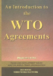 9788189640262: An Introduction to the WTO Agreements