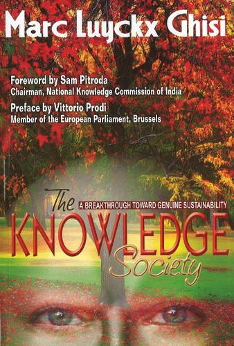 9788189658144: Knowledge Society: A Breakthrough Toward Geniune Sustainability
