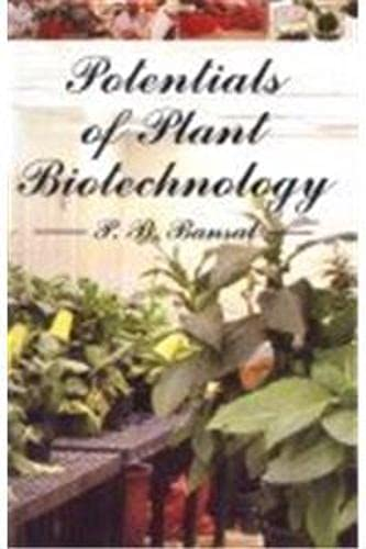 Potentials of Plant Biotechnology