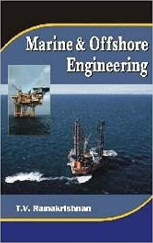 Marine and Offshore Engineering: T.V. Ramakrishnan