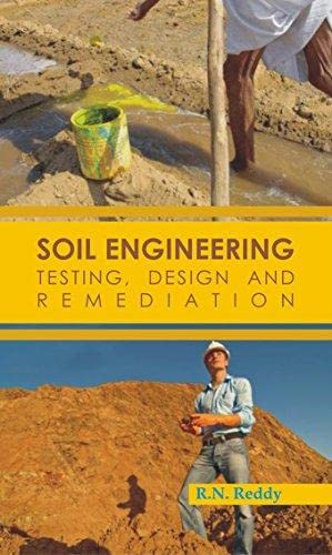 Soil Engineering: Testing Design and Remediation