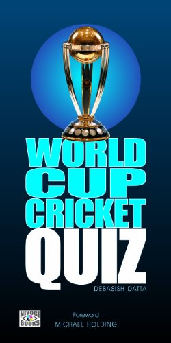 World Cup Cricket Quiz: Debasish Datta