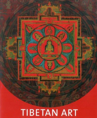 9788189738303: Tibetan Art (Niyogi)