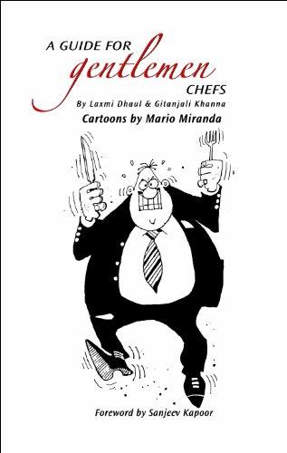 9788189738334: A Guide for Gentlemen Chefs